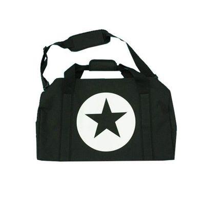 星星旅行袋/爸爸包-黑色