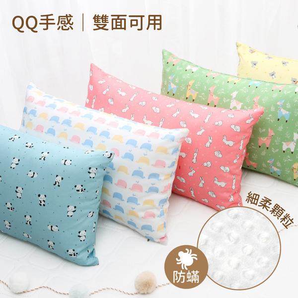 正韓 雙面QQ水洗枕 ❤ 抗菌防蟎、雙面材質、可機洗