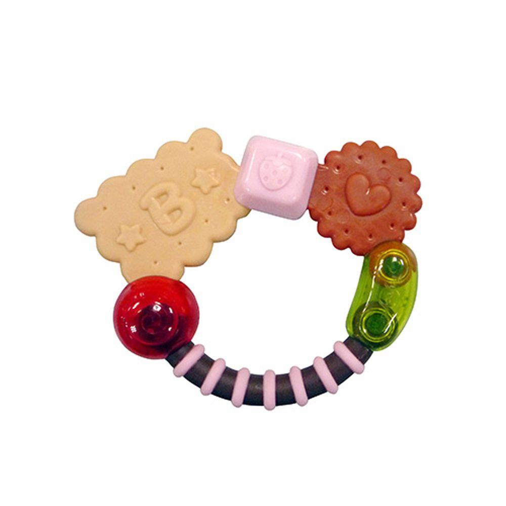 日本 Toyroyal 樂雅 - 經典環形餅乾固齒器