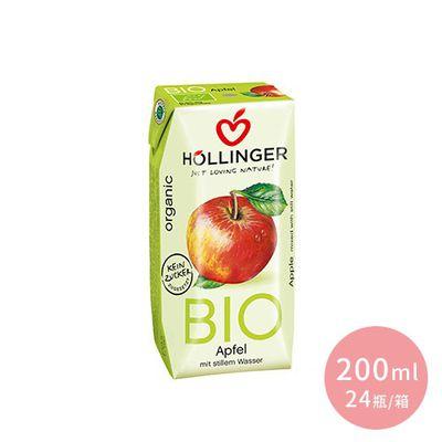 奧地利阿爾卑斯有機鮮榨果汁(蘋果)-200ml*24瓶/箱