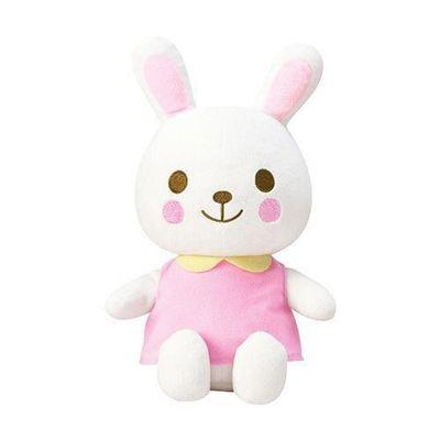 日本 Combi - 音樂安撫娃娃-兔兔好朋友-0~3個月起