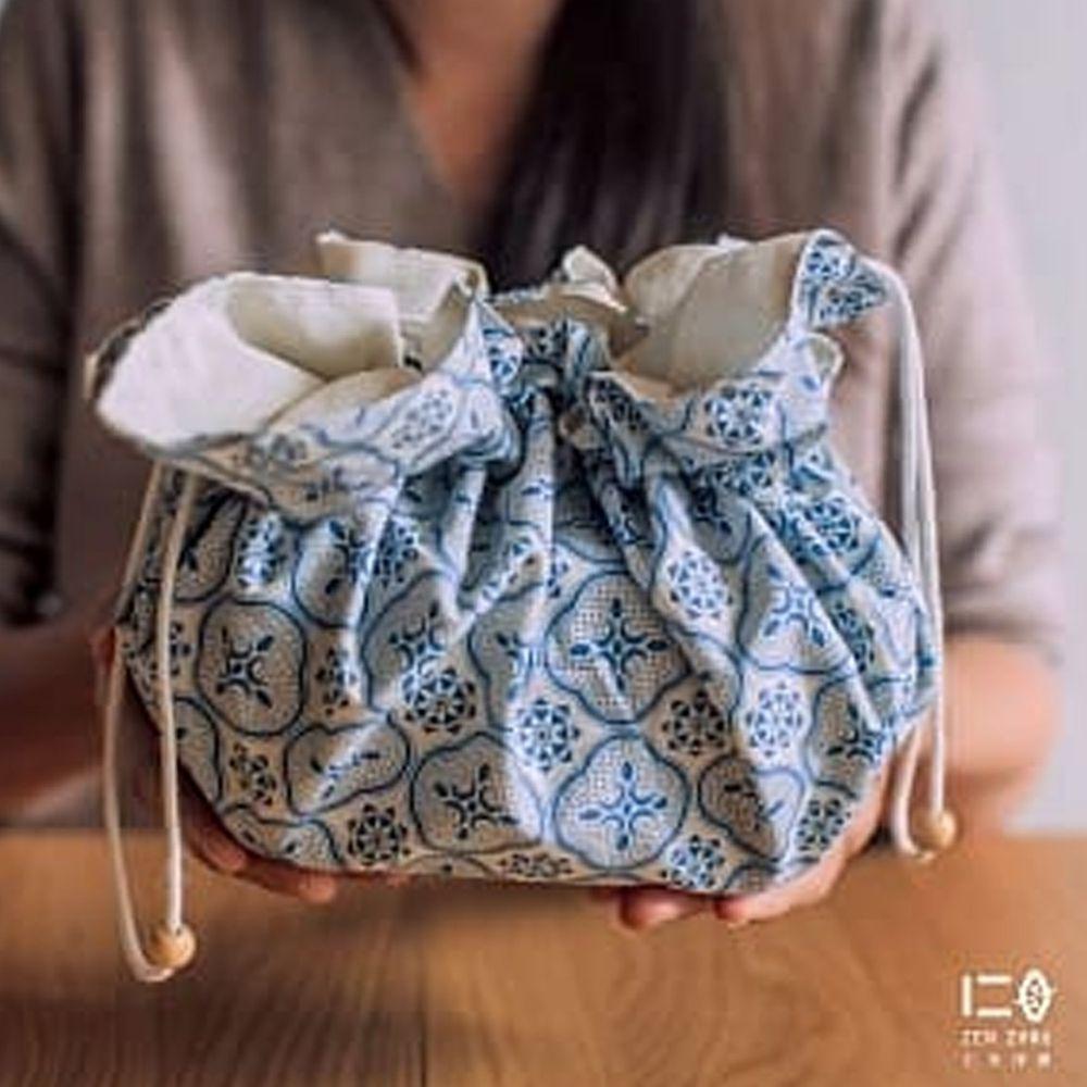 仁舟淨塑 - 純棉順手包