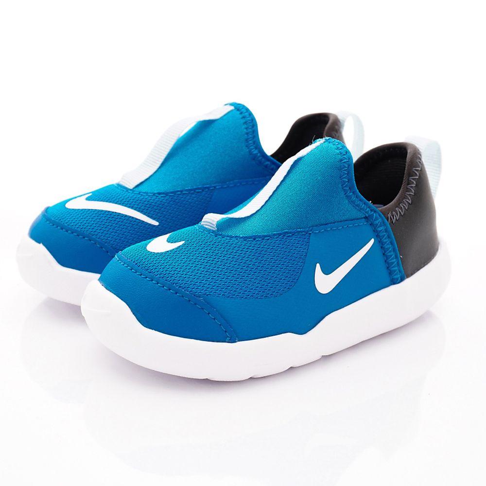 NIKE - 童鞋-休閒易穿脫學步鞋(寶寶段)-藍