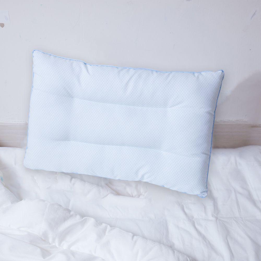 鴻宇HONGYEW - 德國防螨抗菌兒童水洗枕 (單顆)-50x35x7 cm