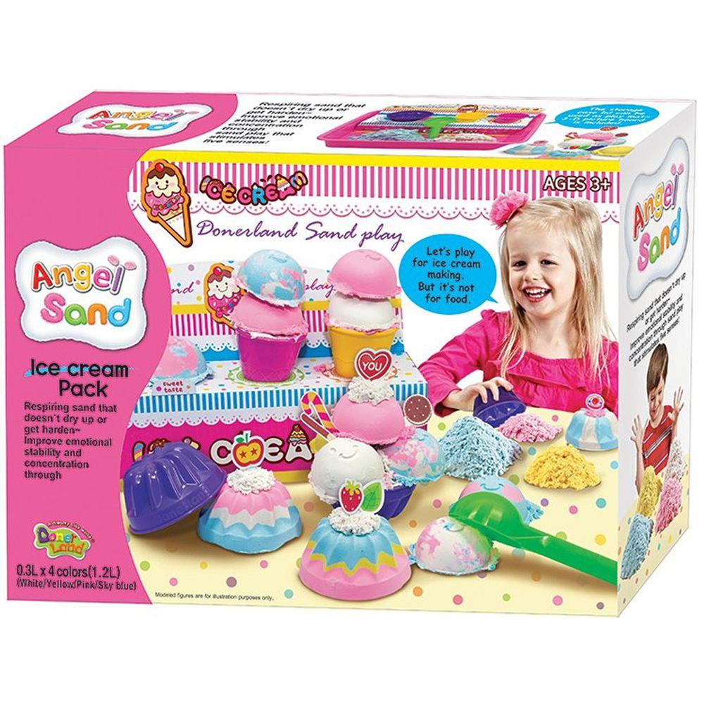 Donerland - 天使沙-冰淇淋遊戲組