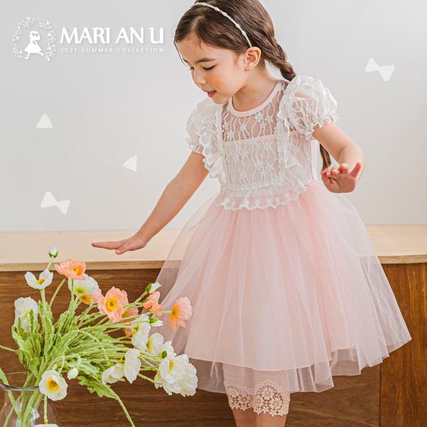 韓國 Mari An U 公主洋裝 ♚ 典雅×夢幻×唯美