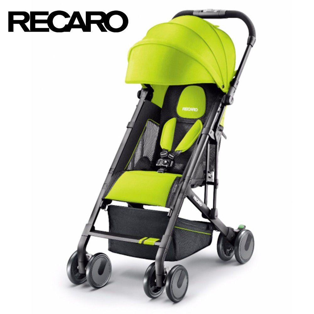 德國 RECARO - Easylife嬰幼兒手推車-萊姆綠