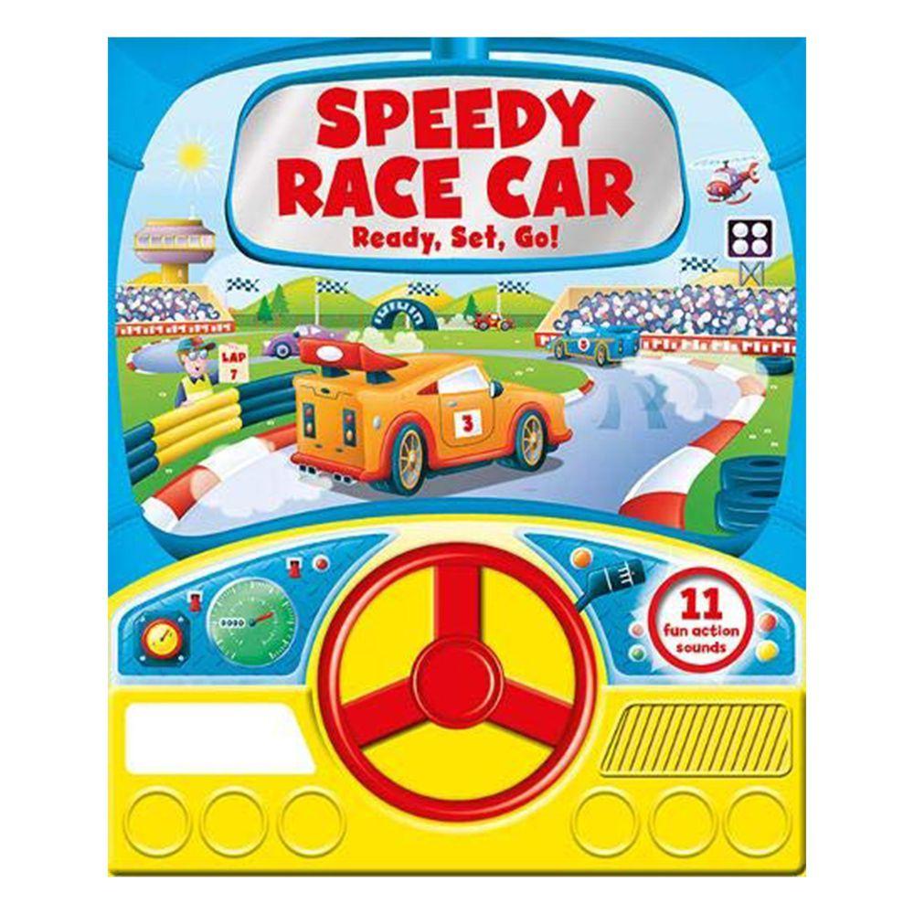 Speedy Race Car Ready, Set, Go