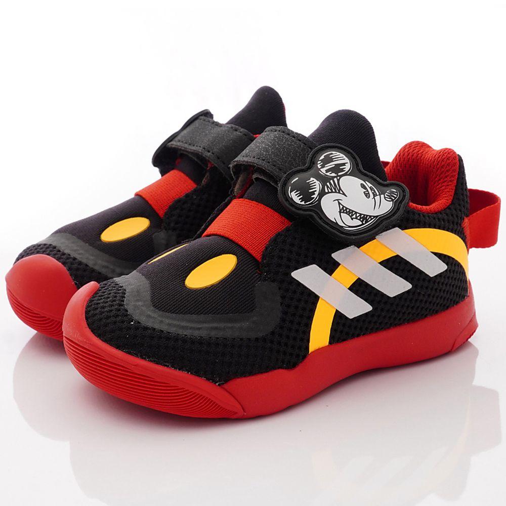 adidas - 米奇聯名學步鞋(寶寶段)-黑