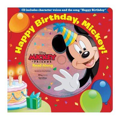 Happy Birthday, Mickey! 米奇生日快樂!