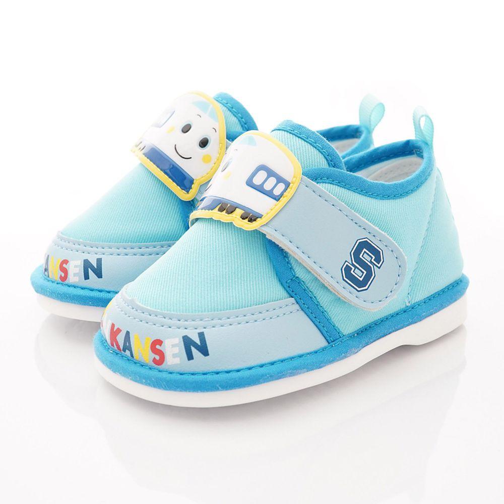 新幹線 - Q軟嗶嗶學步鞋款(寶寶段)-水