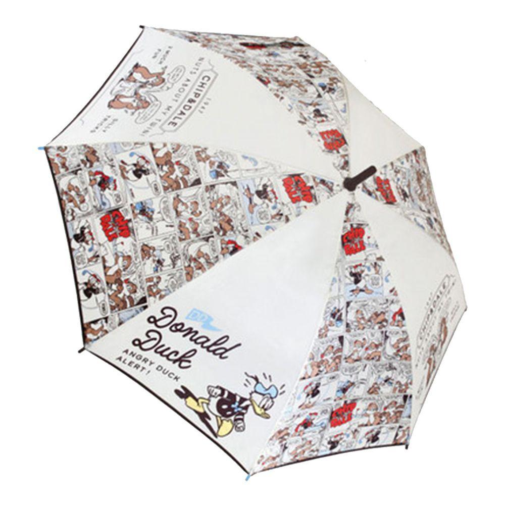 日本代購 - 卡通直傘-漫畫唐老鴨 (55cm(130cm以上))