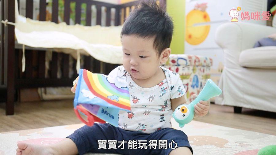 新生兒玩具怎麼挑?六個月以下寶寶玩具推薦