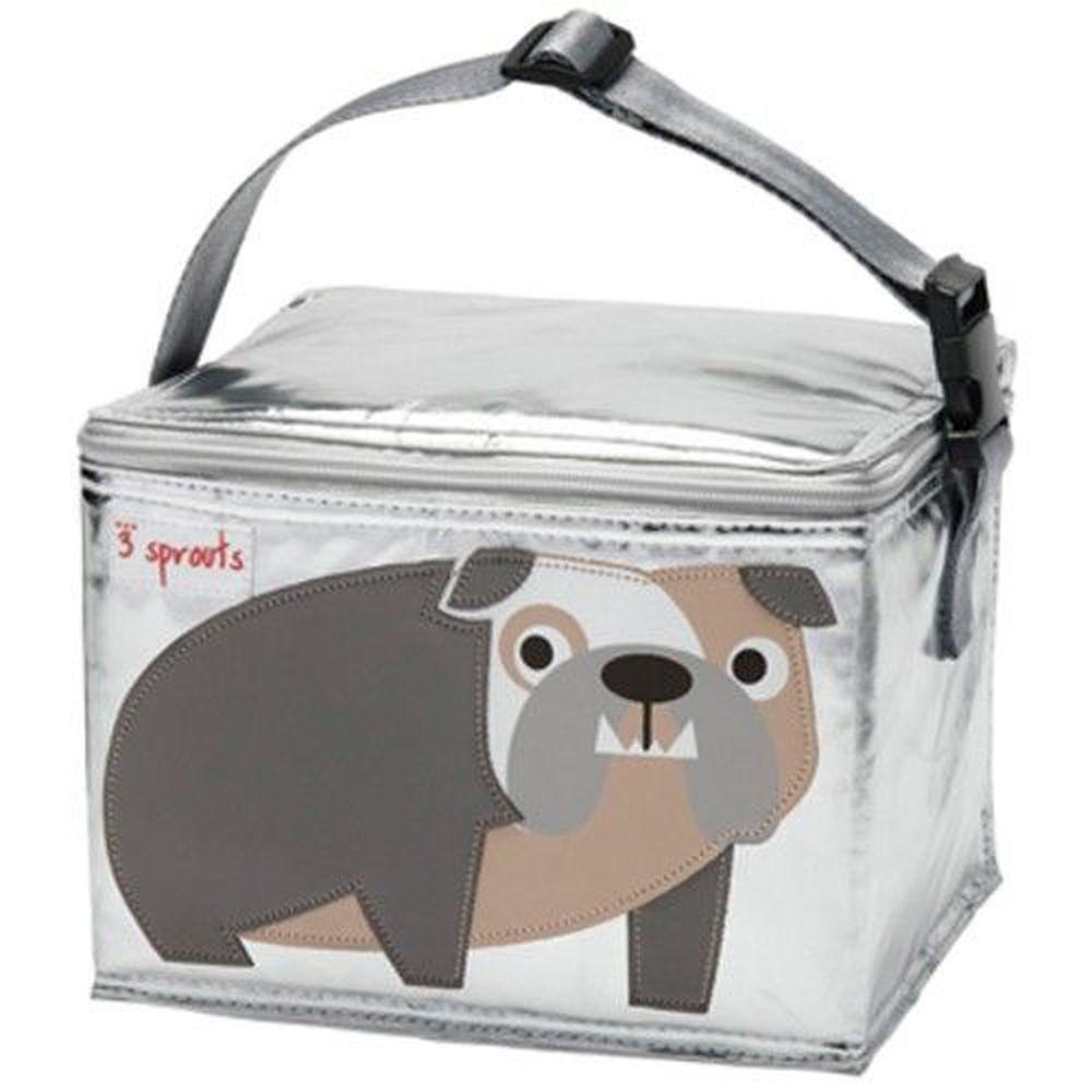 加拿大 3 Sprouts - 午餐袋-鬥牛犬