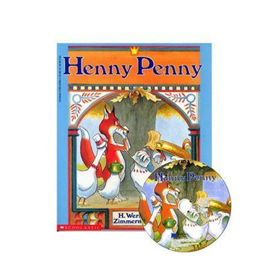 有聲書-HENNY PENNY /平裝繪本+CD