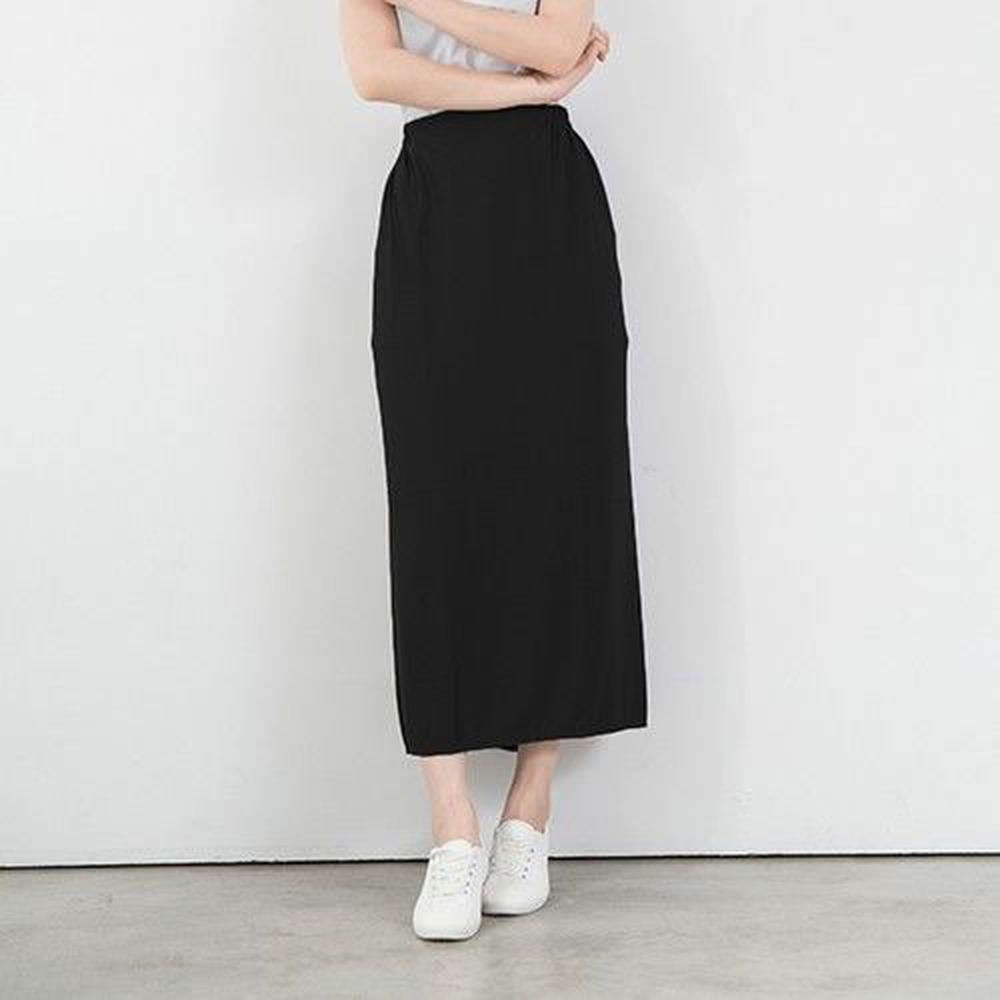貝柔 Peilou - 3M防曬遮陽裙-黑色