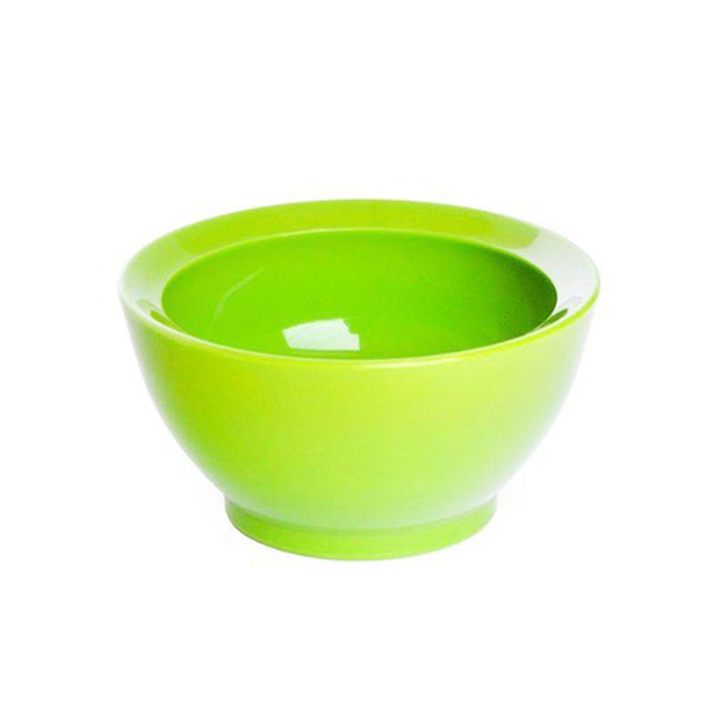 美國 Calibowl - 8oz防漏學習碗-綠色
