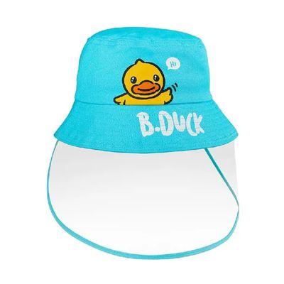 B.Duck親子防疫帽