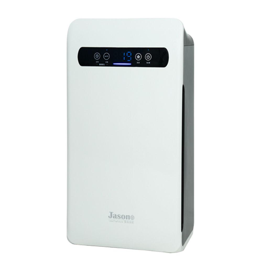Jason - PM2.5顯示型空氣清淨機 EAP-0240F-白色