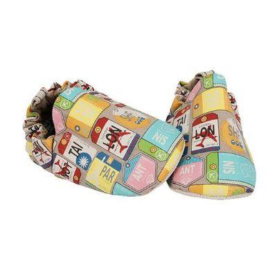 寶寶手工鞋-旅行去