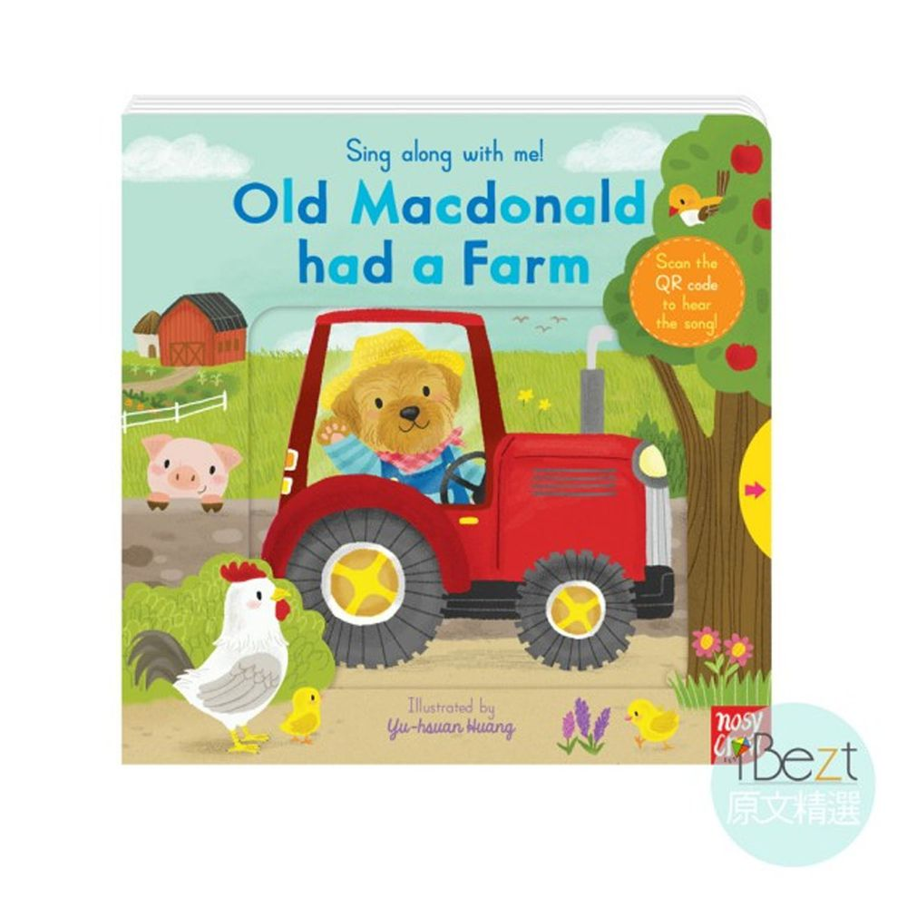 Sing along with me!Old MacDonald Had a Farm