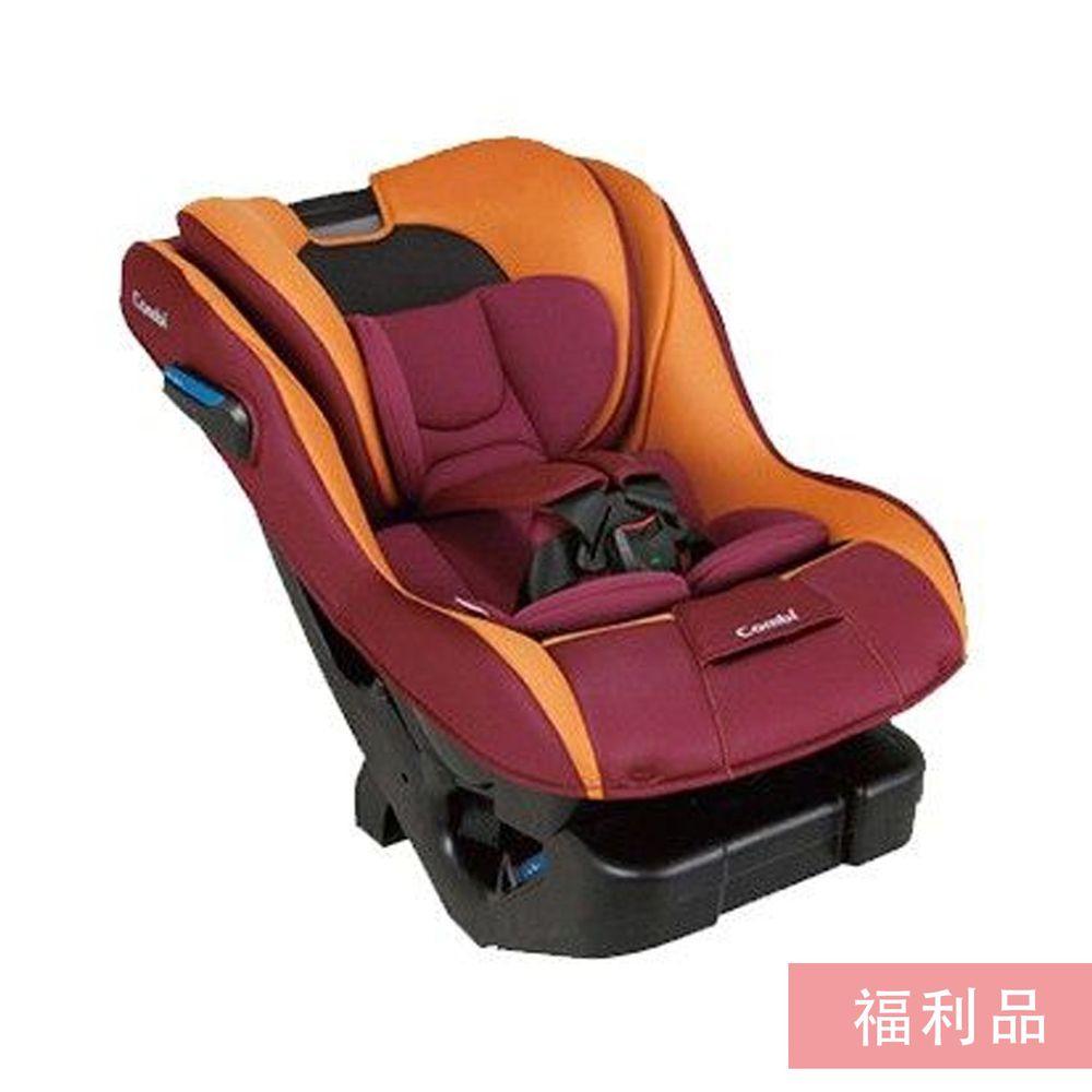 日本 Combi - New Prim Long S 汽車安全座椅-巴洛克紅-福利品