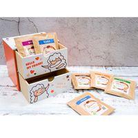 【滿額禮】軟綿羊雙抽盒 & 傳奇濾掛咖啡6包-兩組 X 1