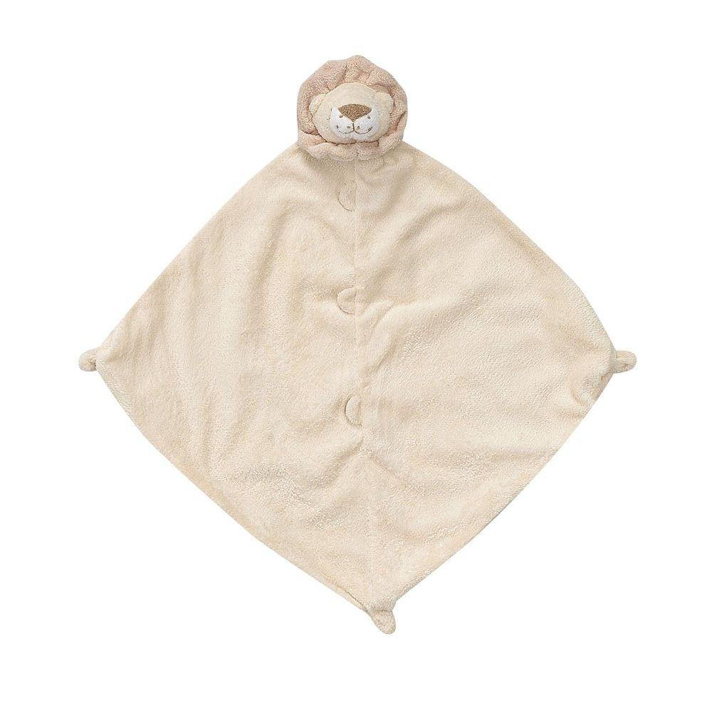 美國 Angel Dear - 動物嬰兒安撫巾-小獅