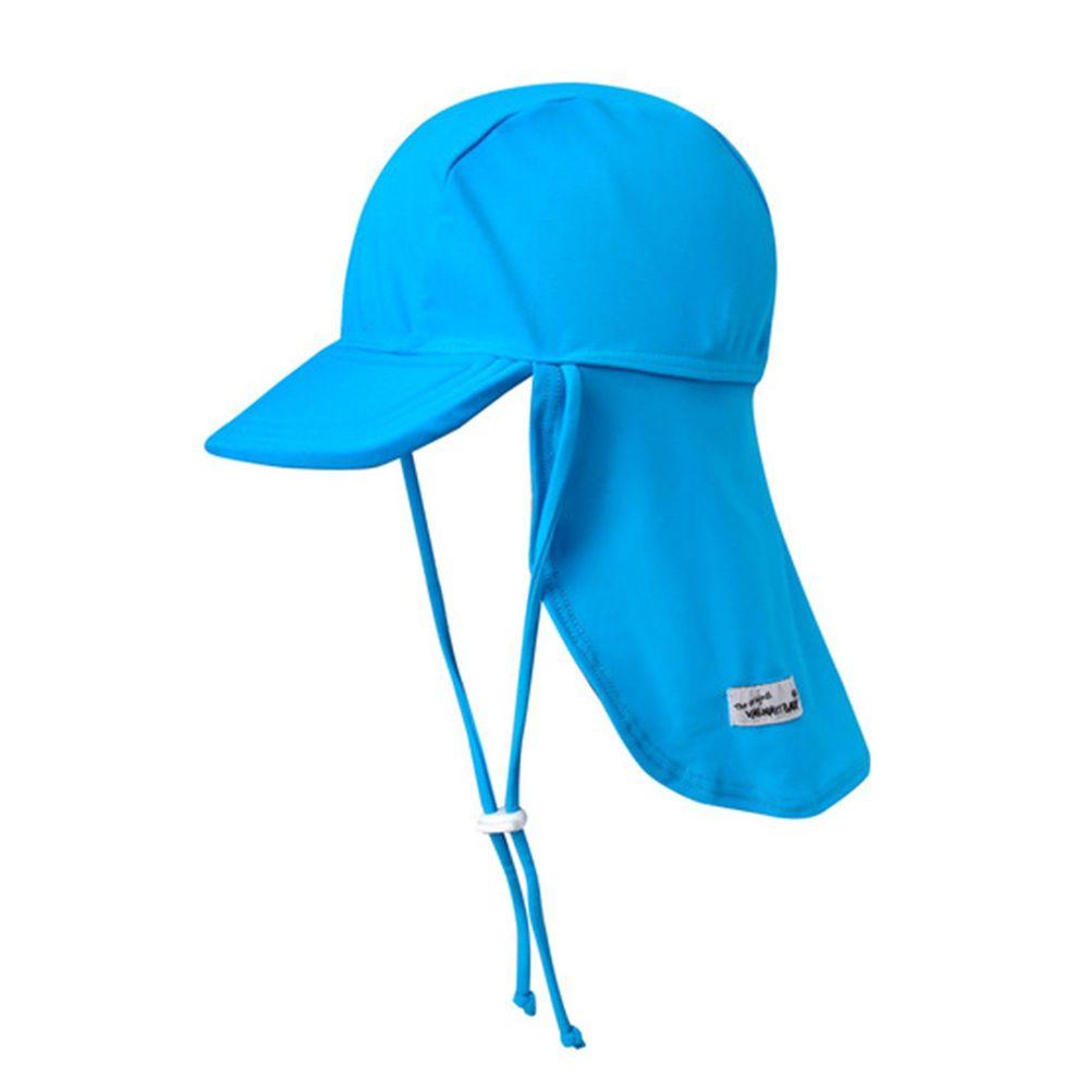 韓國 Vaenaitbaby - (抗UV)防曬泳帽-天藍
