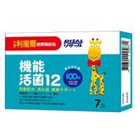 贈品-機能活菌12-七日體驗組-7包/盒 X 1