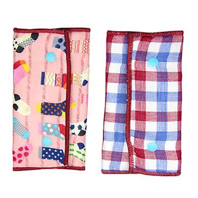優の氣墊口水巾-幸運襪