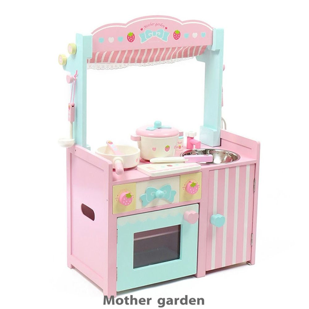 Mother Garden - 日本【Mother Garden】廚具-2way廚房+店面