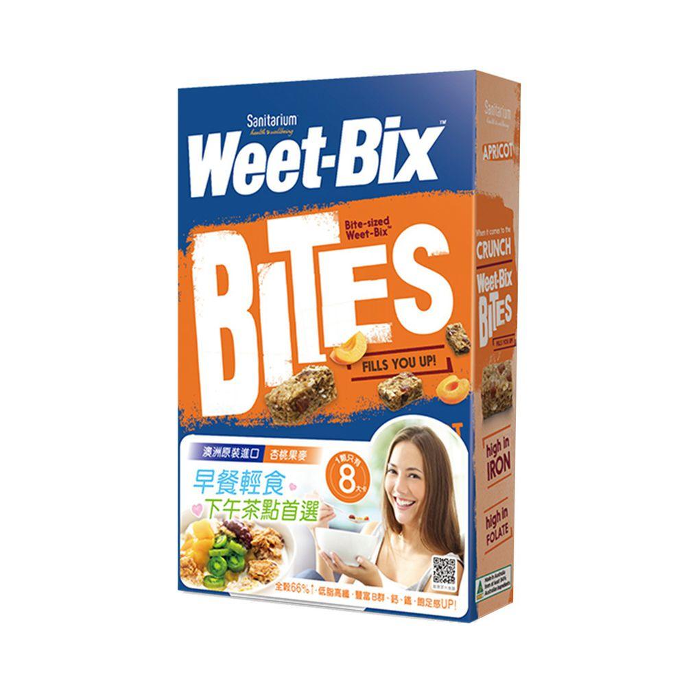 澳洲Weet-Bix - 全榖片 Mini-杏桃果麥 (效期到:2019.09.13)-500g/盒