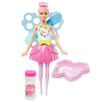 夢托邦吹泡泡芭比公主