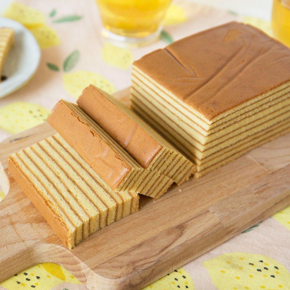 蜂蜜皇后Honey Queen - 蜂蜜日式千層蛋糕-480g