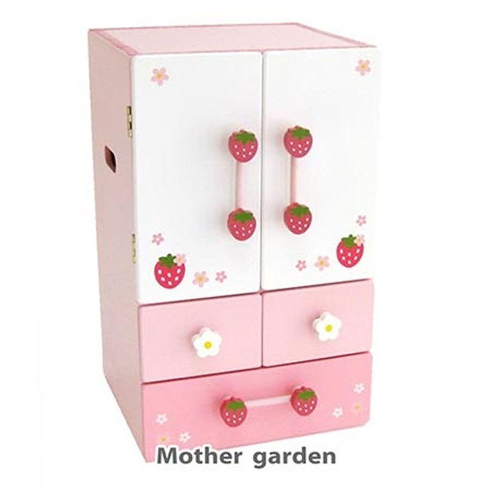 Mother Garden - 日本【Mother Garden】冰箱-五門款 雙開DX