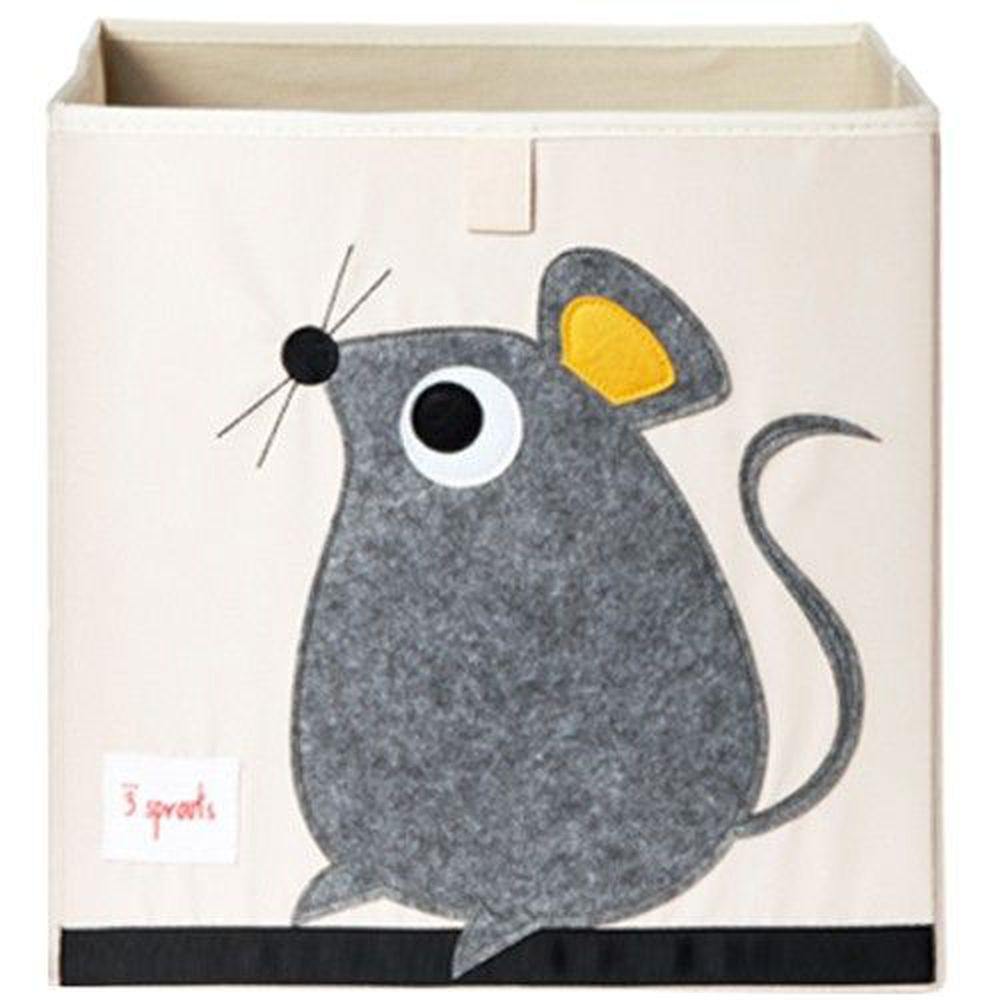 加拿大 3 Sprouts - 收納箱-老鼠