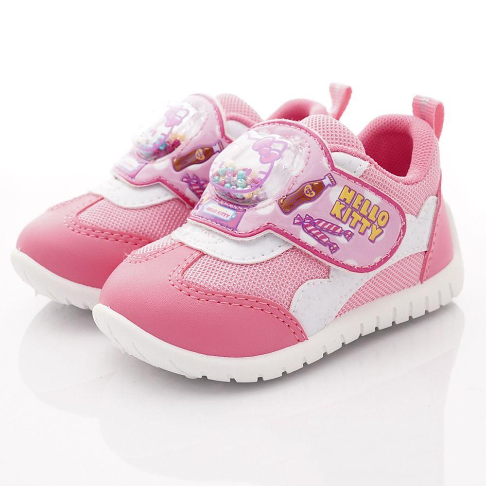 SANRIO - Hello Kitty凱蒂貓快樂派對運動鞋-小童段-桃