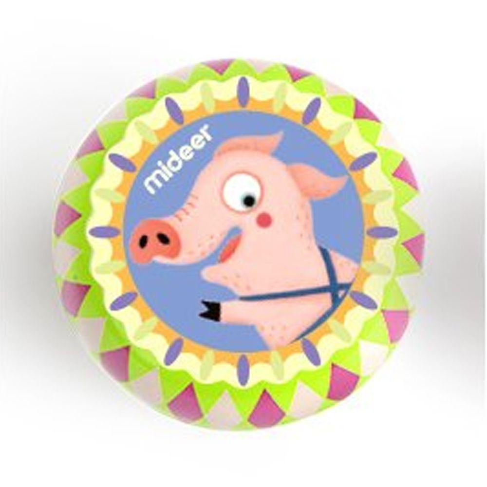 MiDeer - 【新品】金屬溜溜球-小豬