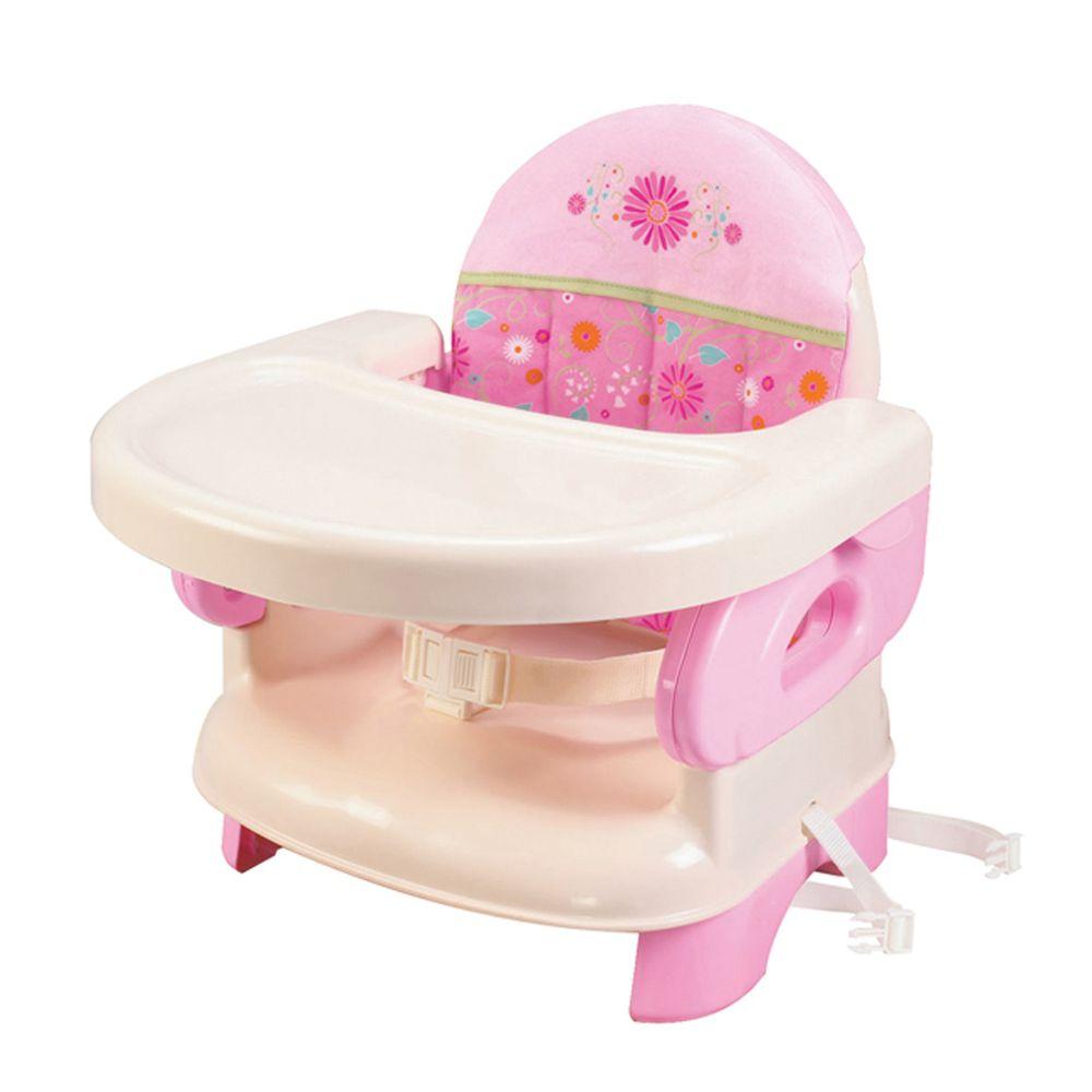 Summer Infant - 可攜式活動餐椅-粉色