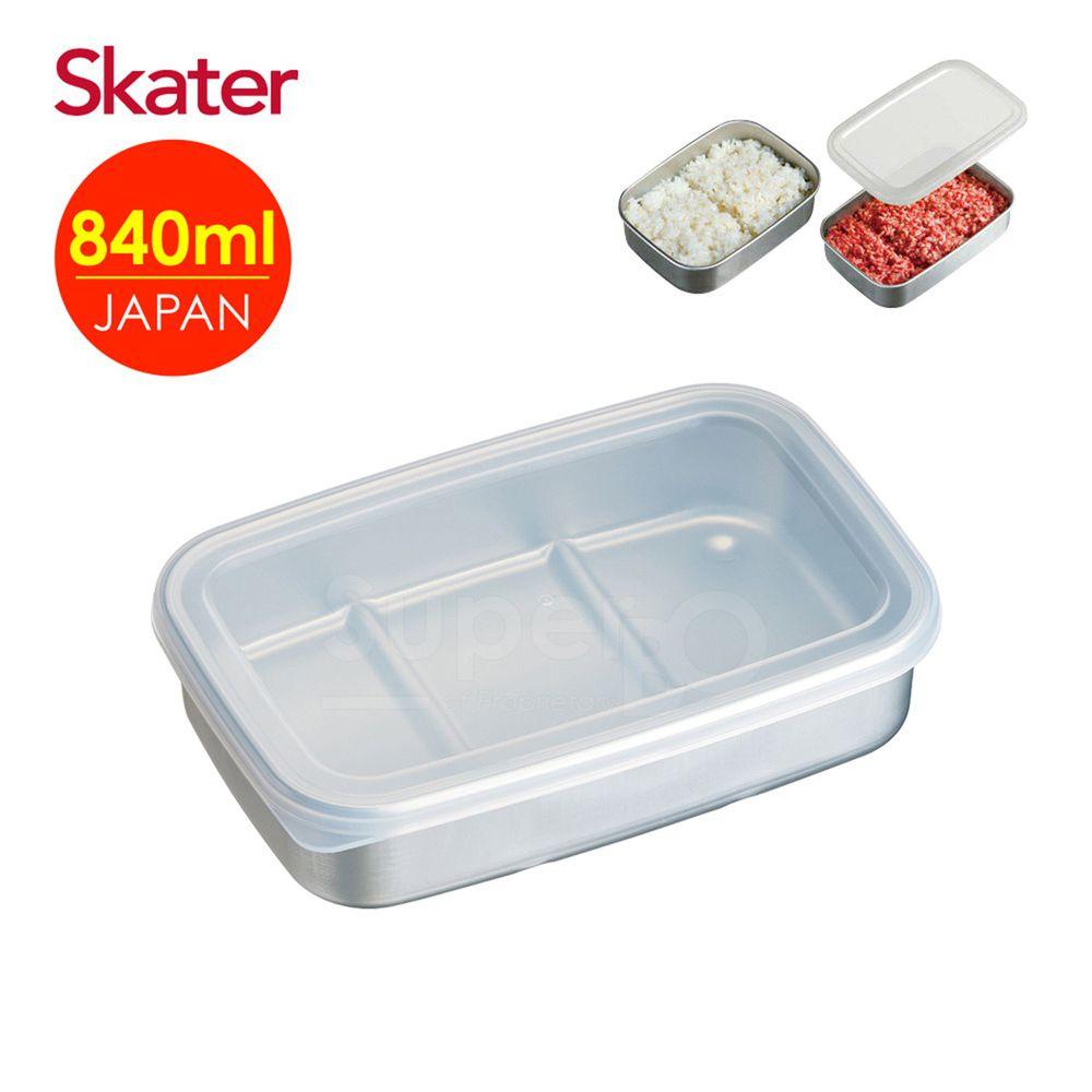 日本 SKATER - 急速冷凍保鮮盒-(840ml)