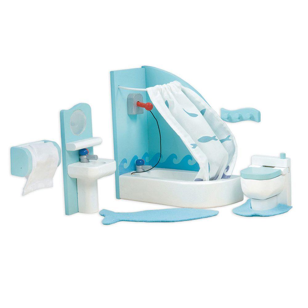 英國 Le Toy Van - Sugar Plum 現代休閒風系列 - 浴室