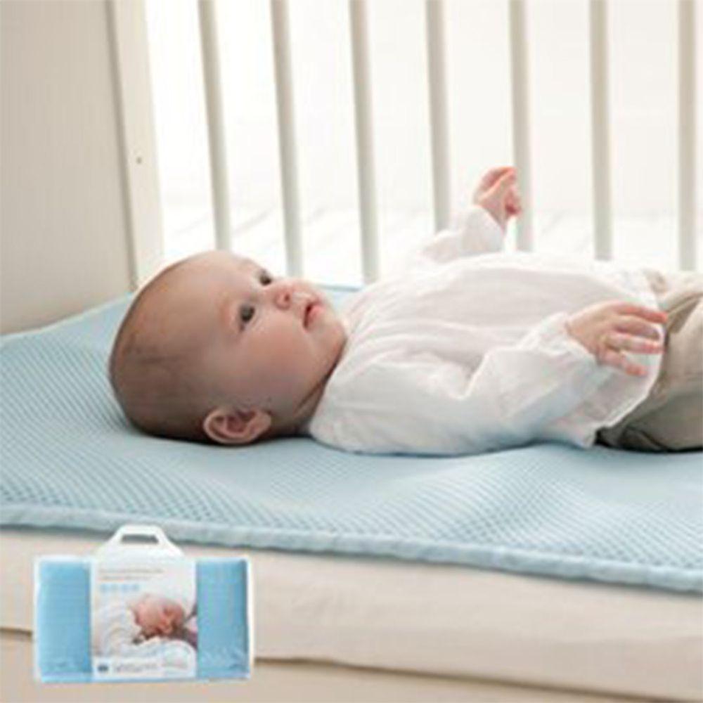 奇哥 - 立體超透氣涼墊-嬰兒床專用