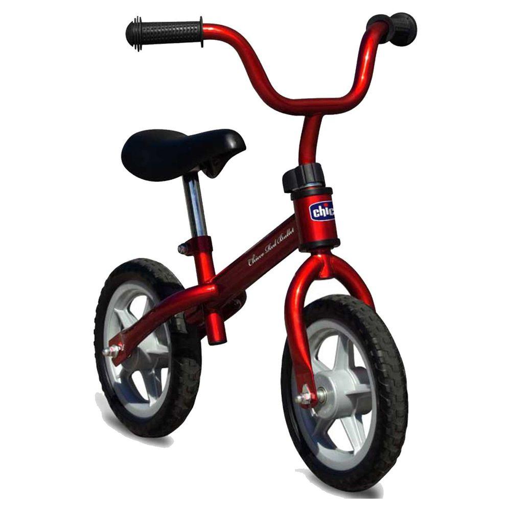 義大利 chicco - 幼兒滑步車-紅