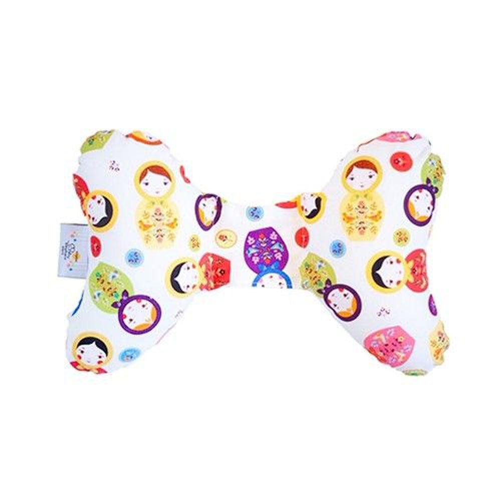 美國 Baby elephant ears - Baby Elephant Ears 寶寶護頸枕-俄羅斯娃娃