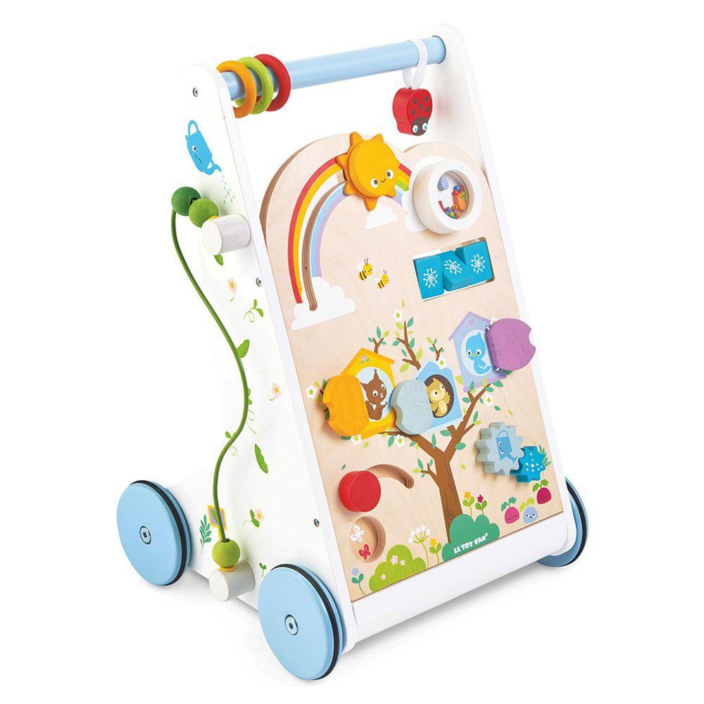 英國 Le Toy Van - 小森林嬰幼兒啟蒙學步車