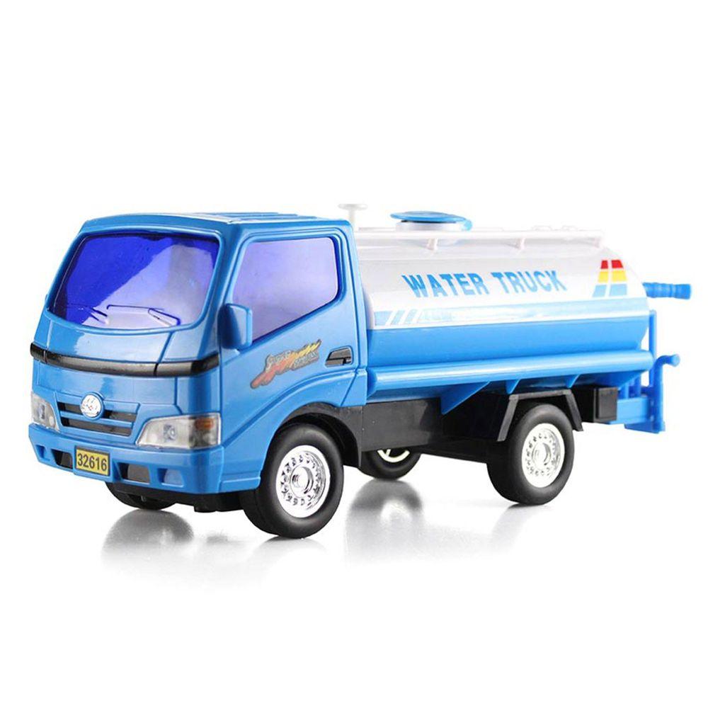 小小家 - 工程小車車-磨輪灑水車