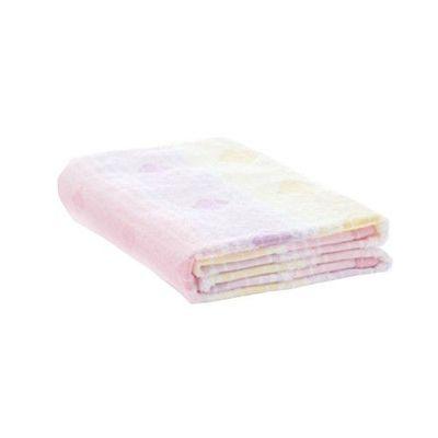 今治彩虹浴巾-花火粉 (60x120cm)