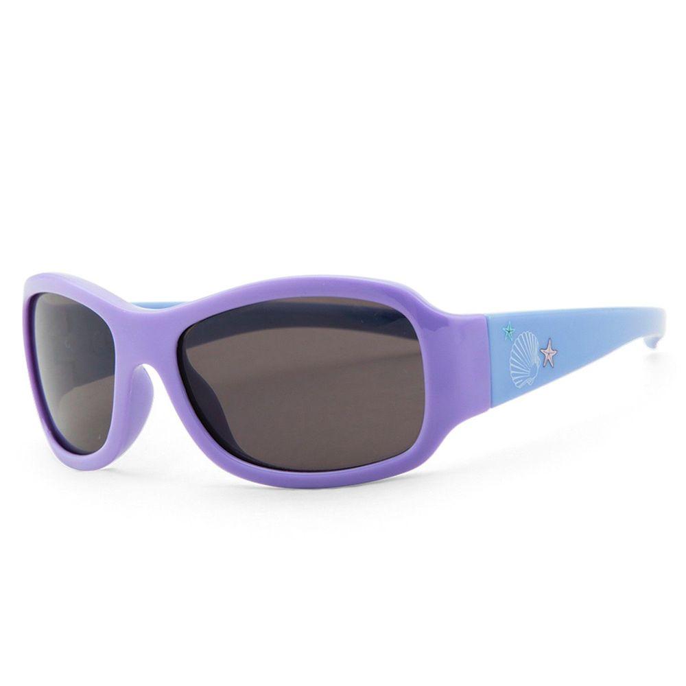 義大利 chicco - 兒童專用太陽眼鏡-小美人魚紫
