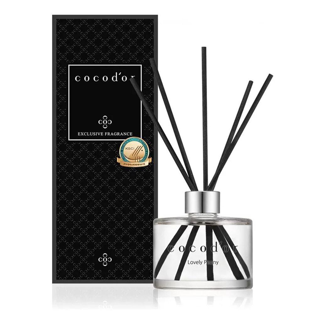 韓國 cocodor - 經典擴香瓶-可愛牡丹-200ml